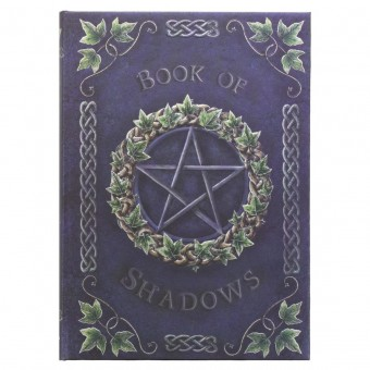 Nemesis Now-Ivy Pentagram Book of Shadows