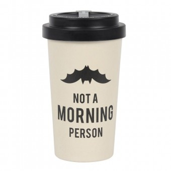 Phoenixx Rising-Not A Morning Person Travel Mug