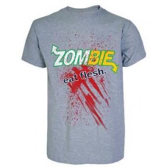 Darkside Clothing-Eat Flesh T-shirt