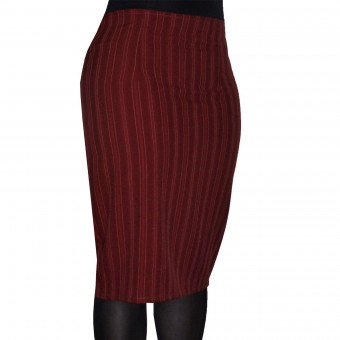 Bitter Beauty Pencil Skirt