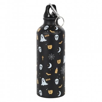 Witches Brew Metal Water Bottle