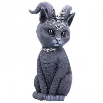 Nemesis Now-Pawzuph Large Cat Figurine