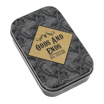 Something Different-Odds and Ends Metal Tin