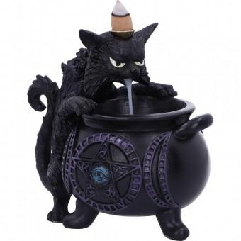 Nemesis Now-Spites Cauldron Incense Burner