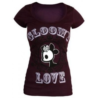 Skelanimals-Gloomy Love T-shirt