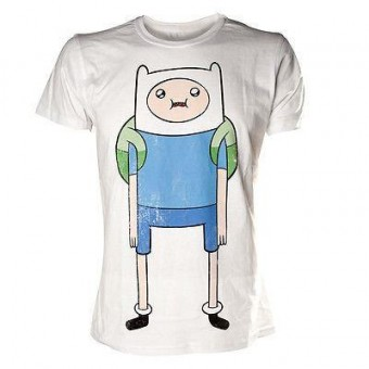 Adventure Time-Finn T-shirt