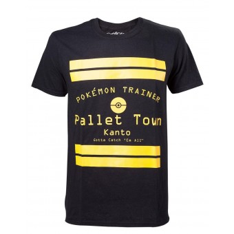 Pokemon Pallet Town T-Shirt