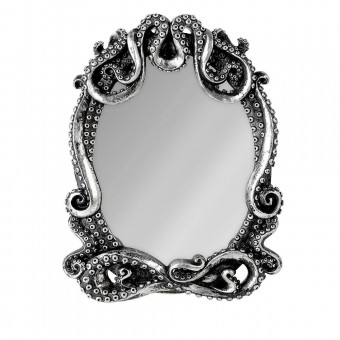 Alchemy Gothic-Kraken Wall Mirror