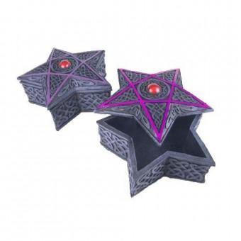 Cleo Gifts-Pentagram Shaped Box