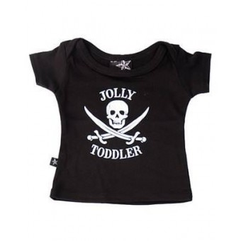 Darkside Clothing-Jolly Toddler T-shirt