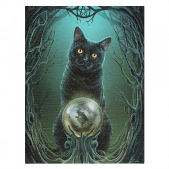 Lisa Parker-Rise Of The Witches Canvas