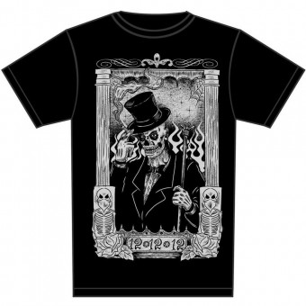 Too Fast-2012 Skeleton Devil T-shirt