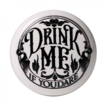 Alchemy Gothic-Drink Me Bottle Stop