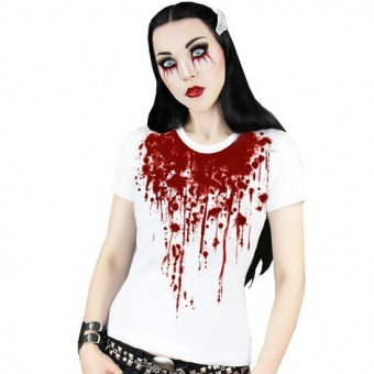 Bloody Splatter T-shirt