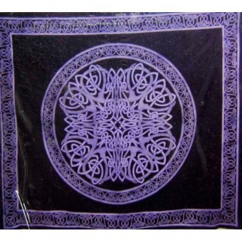 Celtic Mandala Single Bedspread