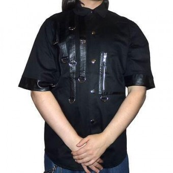 Phaze Clothing-D-Ring Work Shirt
