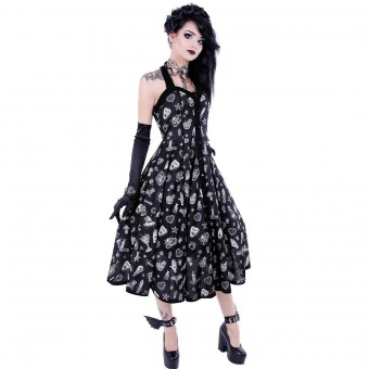 Witchy Long Dress