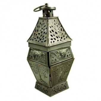 Cleo Gifts-Tree Candle Lantern