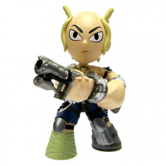 Female Raider Mini Figure