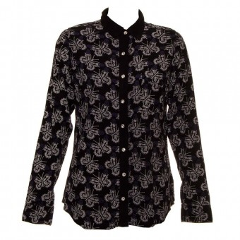 Cold Heart-Boney Butterfly Blouse