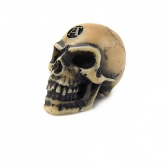 Alchemy Gothic-Lapillus Mini Worry Skull