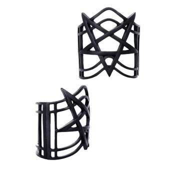Restyle-Pentagram Ring