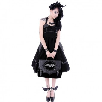 Bat Wing Dress