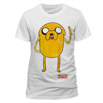 Adventure Time-Jake Waving T-shirt