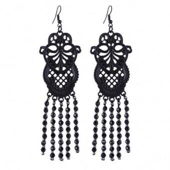 Restyle-Lace Earrings