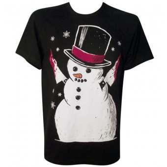 Killer Snow Man T-shirt