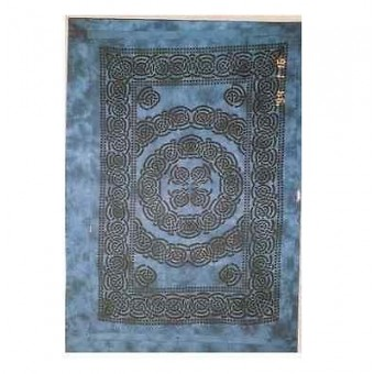Celtic Knot Single Bedspread