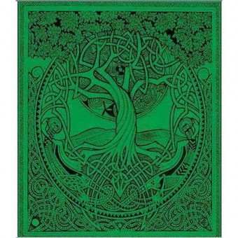 Tree Of Life Single Bedspread