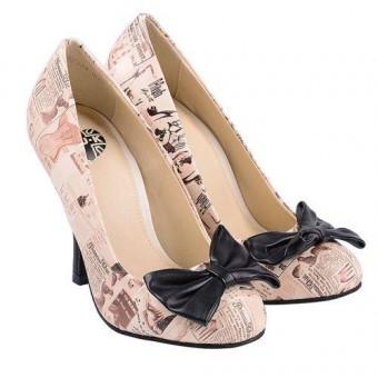 T.U.K. Footwear-Lingerie Bombshell Heels