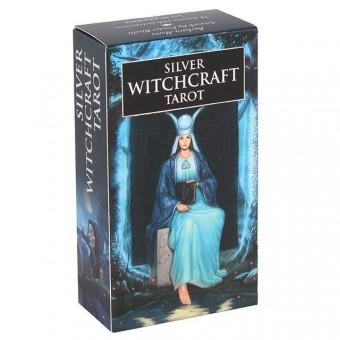 -Silver Witchcraft Tarot Cards