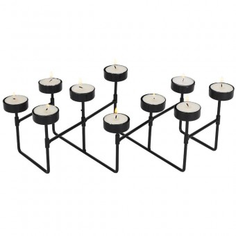 Expandable Tealight Holder