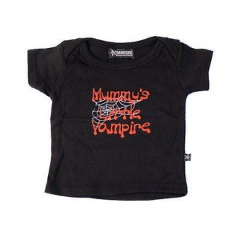 Darkside Clothing-Mummys Lil Vampire T-shirt