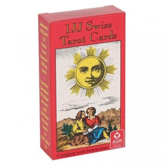 Something Different-IJJ Swiss Tarot Cards