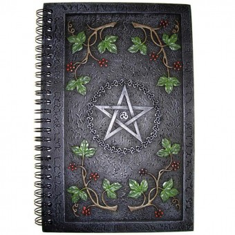Nemesis Now-Wiccan Book of Shadows