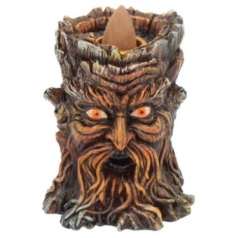 Nemesis Now-Aged Oak Tree Backflow Incense Burner