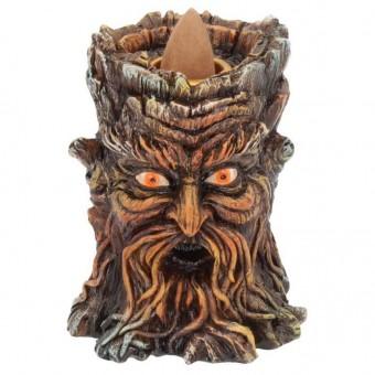 Nemesis Now-Aged Oak Tree Backflow Incense Burner