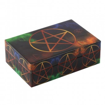 -Elemental Pentacle Box