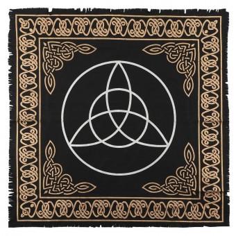 Phoenixx Rising-Triquetra Altar Cloth