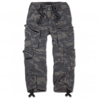 Dark Camo Pure Vintage Trouser