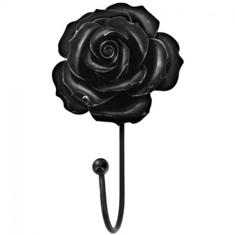Alchemy Gothic-Black Rose Hanger