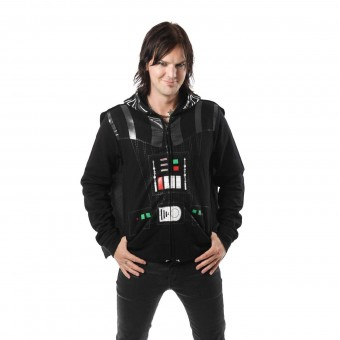 Darth Vader Hooded Top