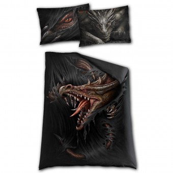 Spiral Direct-Majestic Draco Single Bedding Set