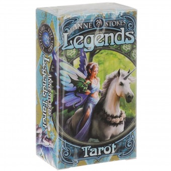 Anne Stokes-Legends Tarot Cards
