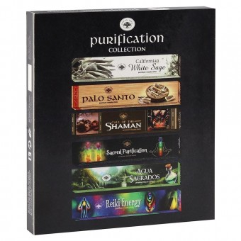 Phoenixx Rising-Purification Collection Incense Gift Set