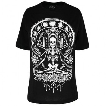 Restyle-Chill Skeleton T-shirt