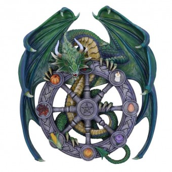 Anne Stokes-Year of the Magical Dragon Plaque